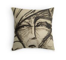 Cougar CHIC Throw Pillow