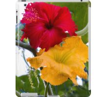 Beauty and food iPad Case/Skin