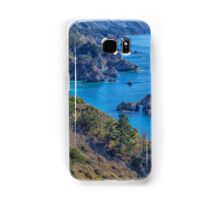 Big Sur Coastline 6 Samsung Galaxy Case/Skin