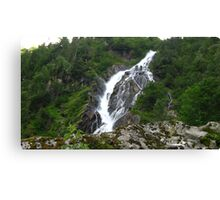 Bodensee Waterfall Canvas Print