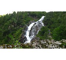 Bodensee Waterfall Photographic Print