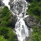 Bodensee Waterfall 02 by Chris Rollason