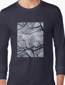 Trees and Sky Pt. 1 Long Sleeve T-Shirt