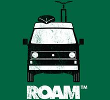 ROAM Westy Camper | Dirtbag Hotel  Unisex T-Shirt