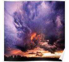 The Sky Is Broken Poster