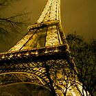 Eiffel Tower by Stephen Thomas Green