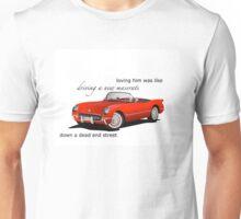 Red Maserati Lyrics Unisex T-Shirt