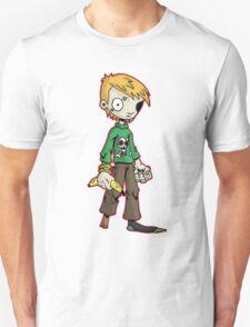 pirate boy: oliver Unisex T-Shirt