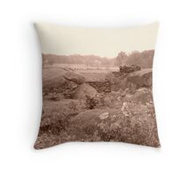 sharpshooter 2 Throw Pillow