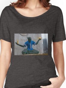 Spirit of Detroit: Let's Go Lions! Women's Relaxed Fit T-Shirt