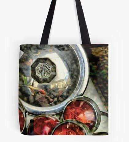 hub cap Tote Bag