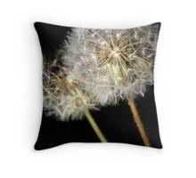 Weeds? Throw Pillow