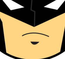 Batman: pip-squeAkz Sticker