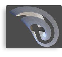 Mobius-tape Canvas Print