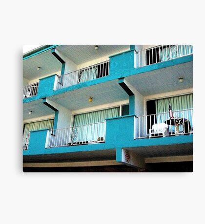 motel 1 Canvas Print
