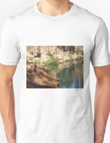 Tranquil River Unisex T-Shirt