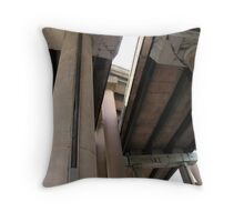 Spaghetti Junction #2 Throw Pillow