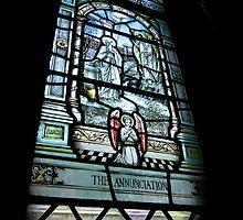The Annunciation by Jeff Dalton
