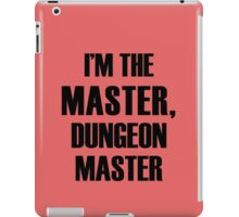 Dungeon Master iPad Case/Skin
