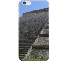 Templo Mayor at Uxmal iPhone Case/Skin