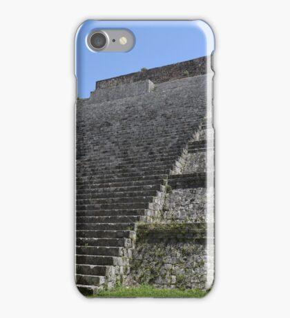 Templo Mayor at Uxmal iPhone Case/Skin