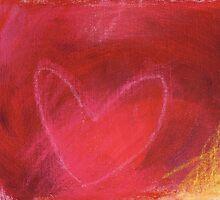 Big heart  by Tine  Wiggens