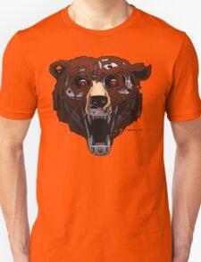 Da Bearsinator Unisex T-Shirt