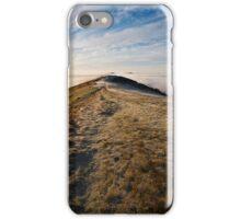 A Foggy Winter's Day in Malvern iPhone Case/Skin