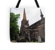 Aston Parish Church Tote Bag