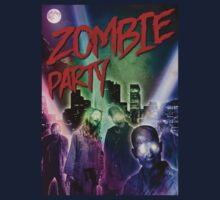Zombie Party by EVPOE