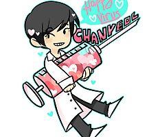 Chanyeol - Happy Virus by aki-psyche