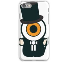 Hello Resident (The Residents)  iPhone Case/Skin