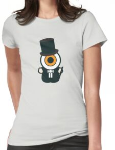 Hello Resident (The Residents)  Womens Fitted T-Shirt