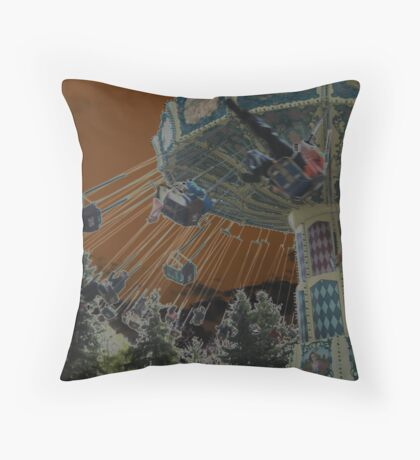 swing of the centuries Throw Pillow
