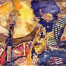 Jazz Miles Davis ELECTRIC 2 by Yuriy Shevchuk