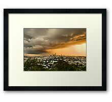 Mother nature... Framed Print