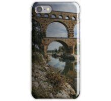 The Pont du Gard iPhone Case/Skin