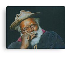 Grandpa Elliott Canvas Print