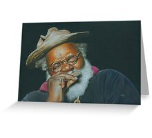 Grandpa Elliott Greeting Card