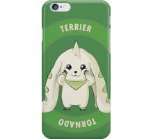 Terrier Tornado iPhone Case/Skin