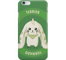Terrier Tornado iPhone Case/Skin