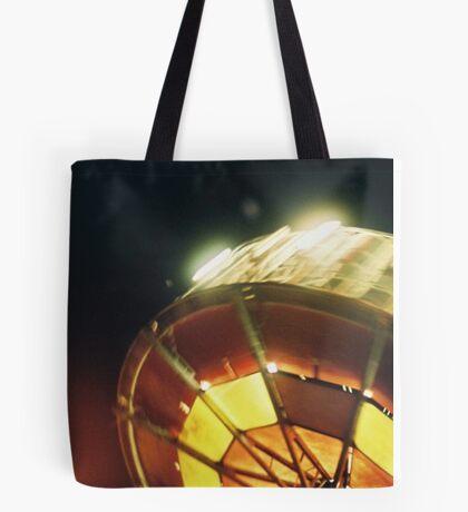 Retro Carnival Tote Bag