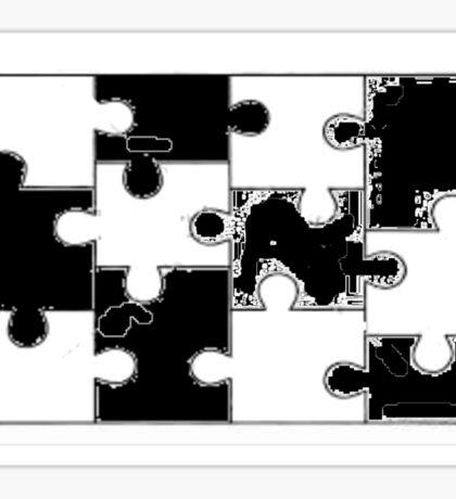 Fill Puzzle Sticker