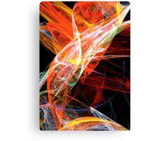 Energized Canvas Print