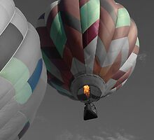 Morning of Balloons by Holly Werner