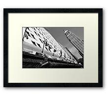 Colcord Hotel, Oklahoma City, OK Framed Print