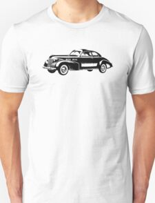 1940 Cadillac Sixty Two T-Shirt