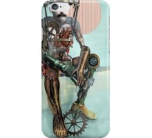 Mr Today iPhone Case/Skin
