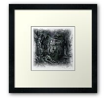 The Atlas Of Dreams - Color Plate 56 Framed Print