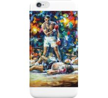 Muhammad Ali — Buy Now Link - www.etsy.com/listing/157767357 iPhone Case/Skin